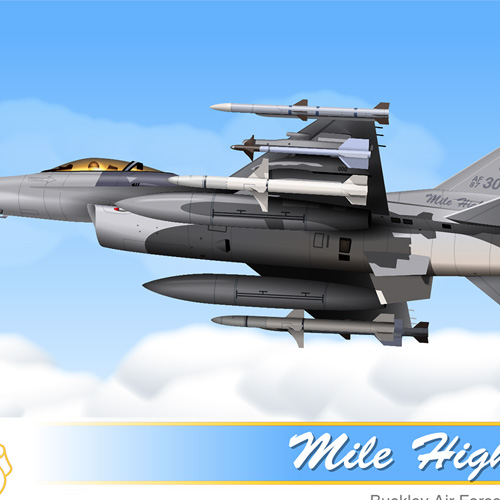 Mile High Militia F16